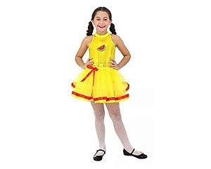 Fantasia Infantil Magali - 8 anos
