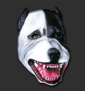 Máscara Carnaval - Pit Bull