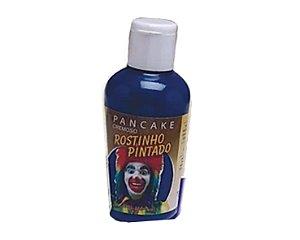 Pancake Cremoso Para Maquiagem Artística - Azul