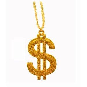 Colar Dólar - Magnata