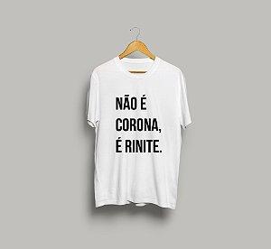 Camisa Personalizada - Corona