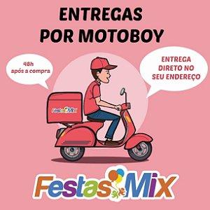 Motoboy Barra