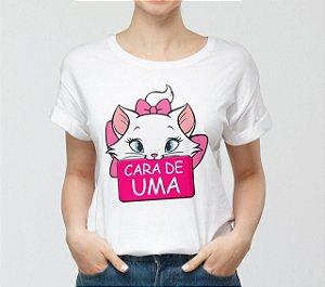 Camisa Personalizada - Cara de uma