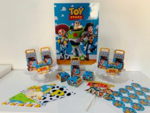 Kit Festa Personalizada - Toy Story