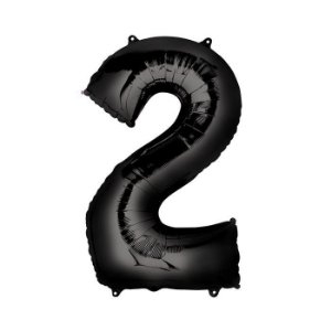 Balão Metalizados 70cm - Nº 2