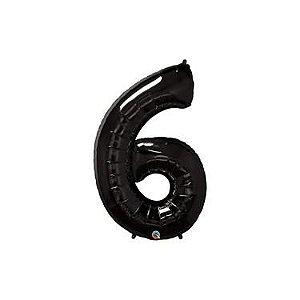 Balão Metalizado 70cm - Nº 6