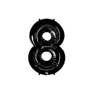 Balão Metalizado 70cm - Nº 8