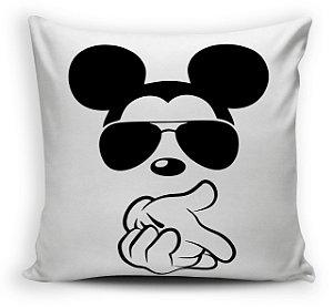 Almofada 30 x 30 - Mickey Yes