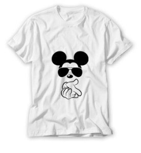 Camisa Mickey Yes