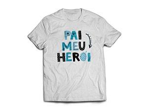 Camisa Pai Meu Herói