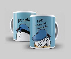 Caneca Cerâmica Coleção Disney Pato Donald