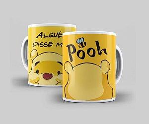 Caneca Cerâmica Coleção Disney  - Pooh