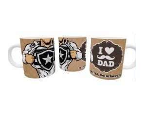 Caneca Cerâmica - Dia dos Pais - I Love Dad
