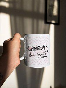Caneca Cerâmica - Caneca da Vovó