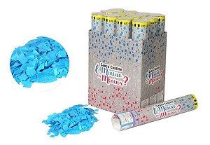 Lança Confete - Chuva Chá Revelação - 30 cm
