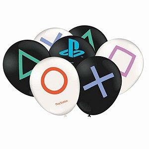 Balão Especial número 9 - Playstation