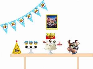 Kit Personalizado  - Toy Story