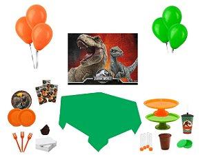 Kit Festa Espetacular - Jurassic World