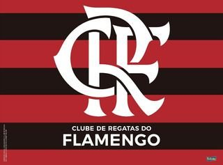 Painel de Festa Infantil Grande TNT - Flamengo