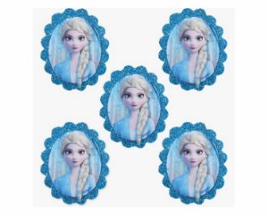 Mini carinha - Frozen