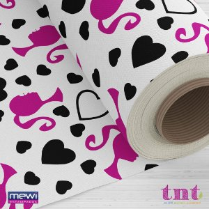Tnt Estampado Boneca Barbie - 1 metro