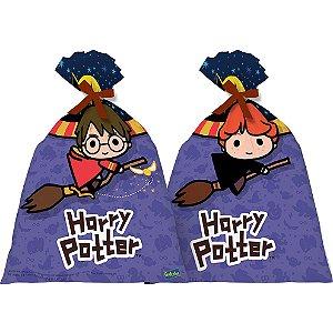Sacola Surpresa - Harry Potter  Kids - 08 unidades