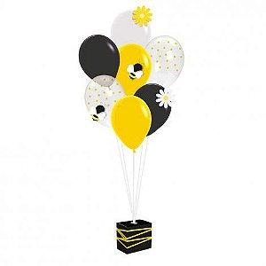 Kit Balões Para Decoração - Festa Abelhinha