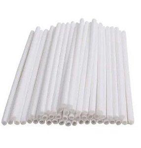 Palito de Plástico Para Pirulito - 100 unidades
