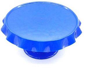 Boleira de Luxo - Azul - 27cm