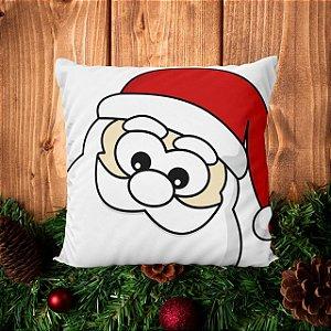 Almofada do Papai Noel - 30 X 30cm