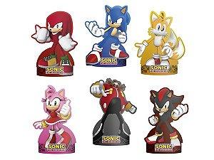 Decoração de Mesa - Sonic