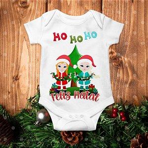 Body Especial de Natal da Mamãe Noel