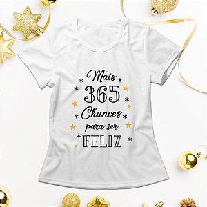 Camisa Personalizada - 365 Chances
