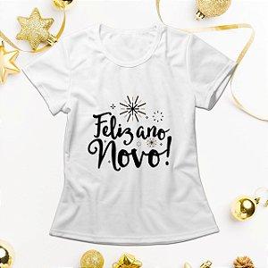 Camisa Personalizada - Feliz Ano Novo
