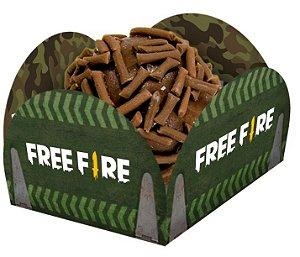 Porta Forminha - Free Fire - 40 unidades