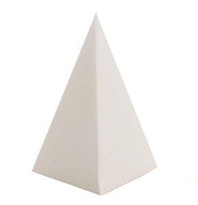 Caixa Cone Branco - 10 Unidades