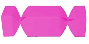 Caixa Bombom com 10 unidades - Rosa Pink