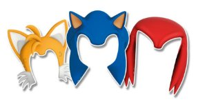 Acessórios de Papel - Sonic
