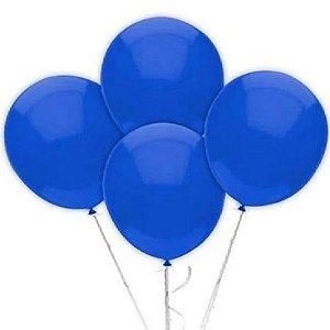 Balão N° 9 Polegadas - Azul Art Latéx - 50 und