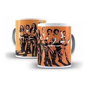 Caneca Cerâmica - Orange is the new black - Modelo 1