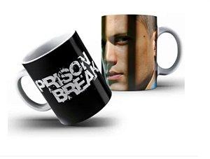 Caneca Cerâmica - Michael Scofield - Prison Break