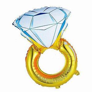 Balão Metalizado - Aliança