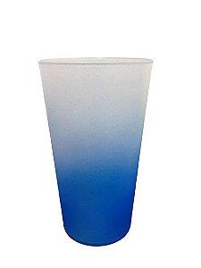 Copo Ecológico - Azul Degrade -  500ml