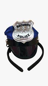 Tiara Quepe - Policia