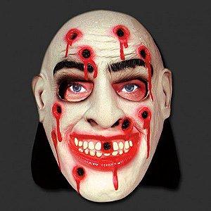 Máscara Latex Carnaval - Fuzilado