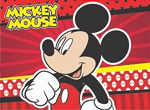 Painel de Festa 1 x 1.40 Grande TNT - Mickey Mouse