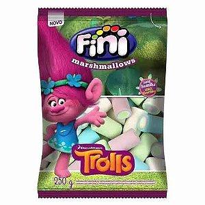 Marshmallows Torção Trolls - 250 g