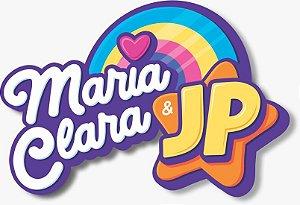 Painel Maria Clara e JP- Logo