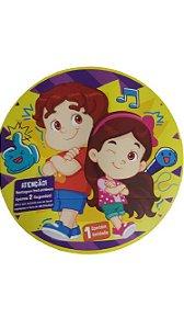 Painel Tnt Redondo- Maria Clara e JP