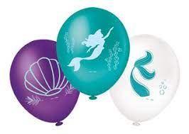 Balão Látex - 12 Polegadas - Ariel sereismo- 25 unidades